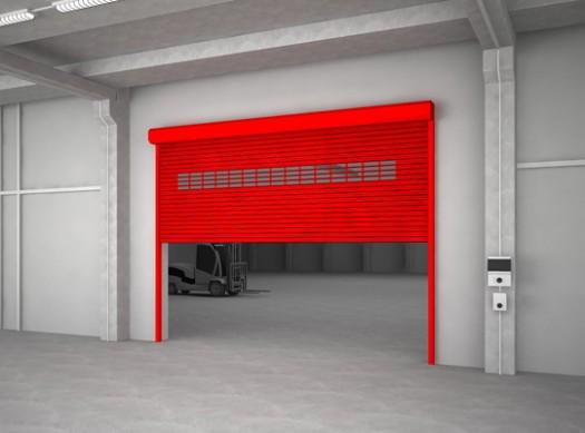 Endüstriyel Akustik Kapılar