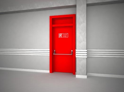 Yangın Kapısı / Acil Çıkış Kapısı